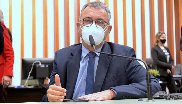 Humberto Aidar é indicado pela Assembleia Legislativa para o TCM