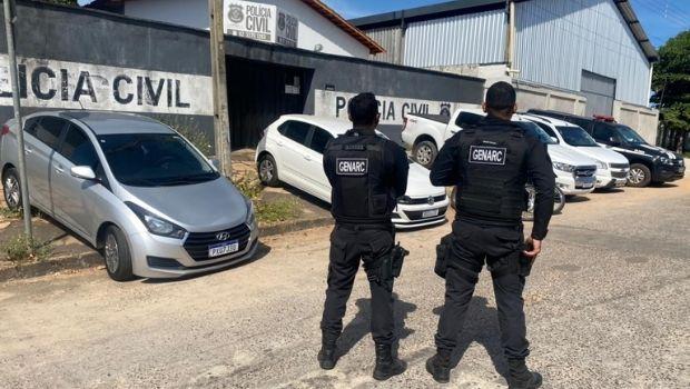 Polícia Civil deflagra operação de combate ao trafico de drogas em Minaçu e Anápolis