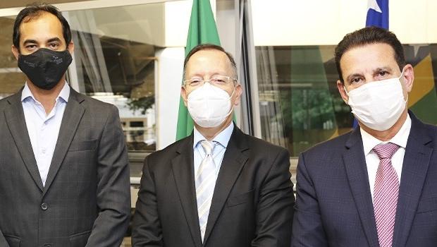 Usina de energia solar do TJGO será construída em Senador Canedo