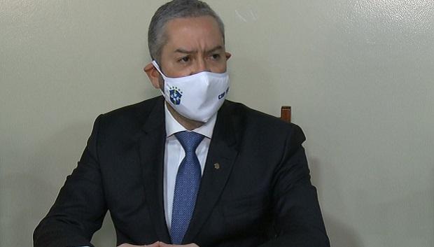 Presidente da CBF, Rogério Caboclo é acusado de assédio sexual e moral por funcionária