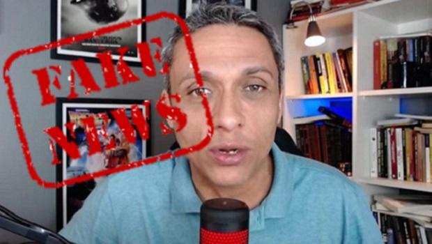 Gustavo Gayer é o 2º entre youtubers que lucraram com fake news sobre pandemia, revela Google