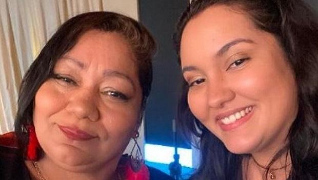 Com Covid-19, cantora Carina Duarte e filha são internadas em UTI em Goiânia
