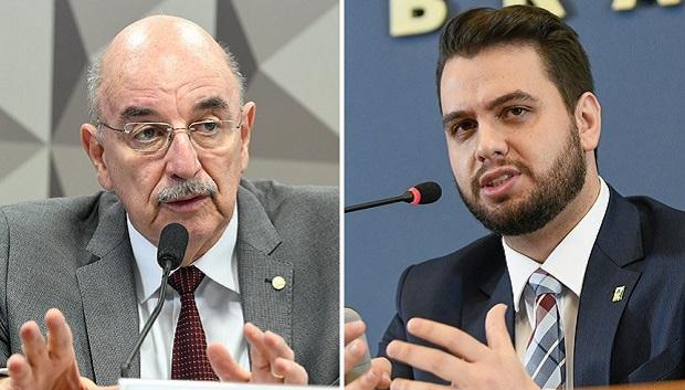 CPI da Pandemia: Osmar Terra e Filipe Martins são esperados para esta semana