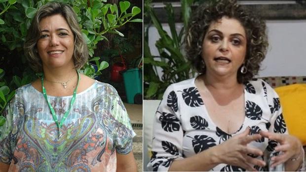 Oneida Cristina e Fabiane Costa vão ao 2º turno para Reitoria do IFG