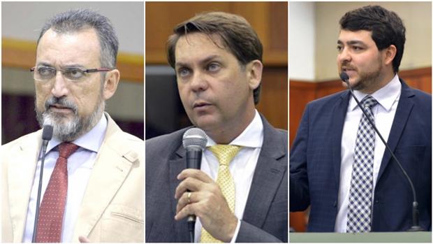 Deputados do MDB apoiam aliança com Ronaldo Caiado