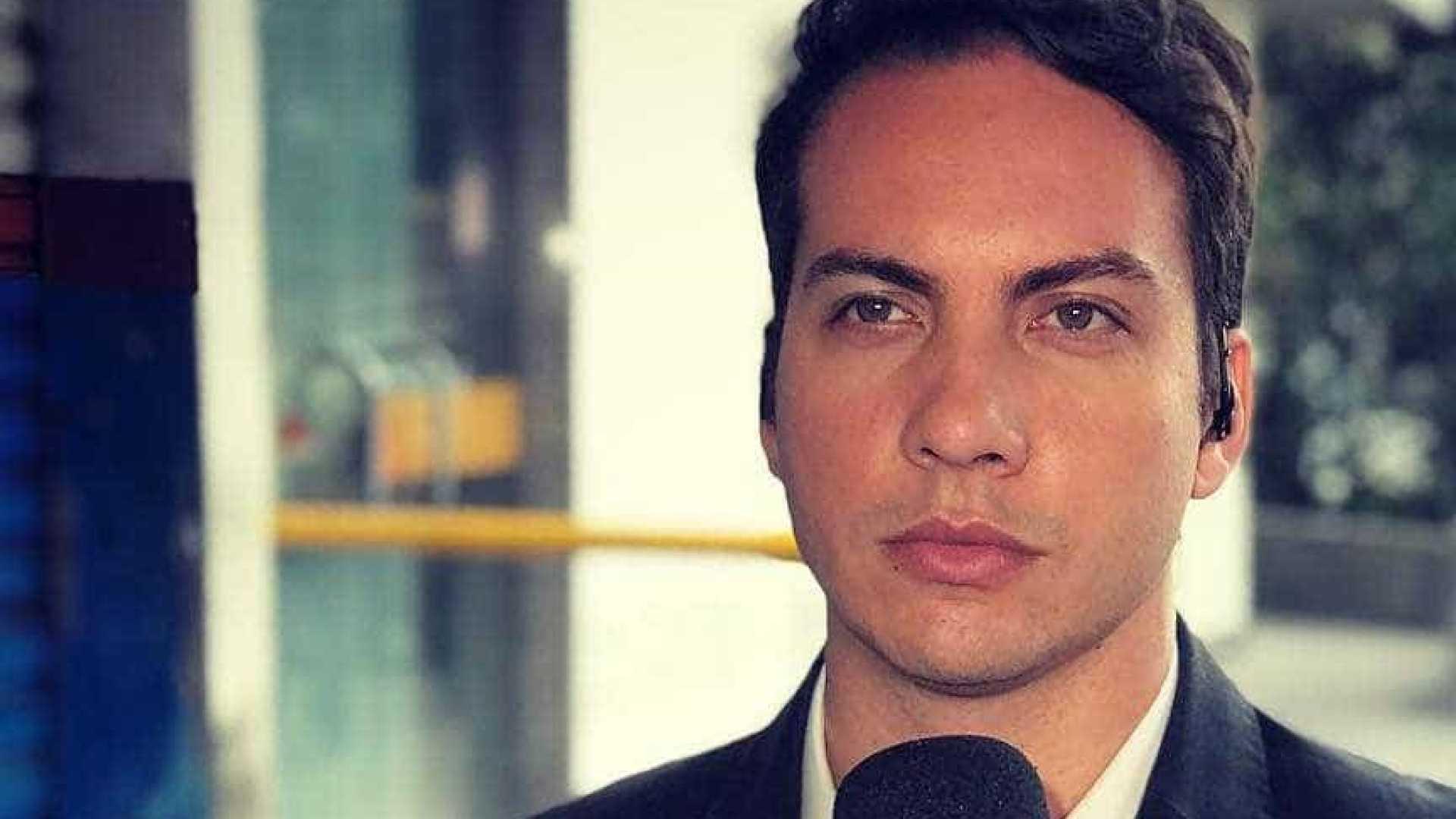 Repórter e cinegrafista da TV Globo são assaltados. Ladrão exigiu até a senha dos celulares