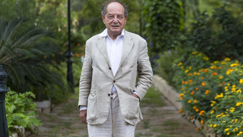 Morre o escritor Roberto Calasso, editor de Borges e Fernando Pessoa e analista de Kafka