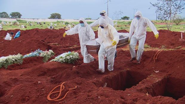 Goiás ultrapassa a marca de 730 mil infectados pela Covid-19