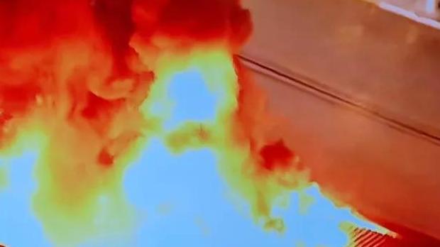 Incêndio atinge galpão da Cinemateca Brasileira e suspeita é que fogo tenha começado no ar condicionado