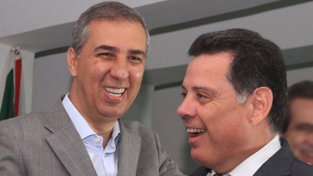 TRE condena ex-governadores Marconi Perillo e José Eliton a pagar multa por conduta vedada durante eleições de 2018