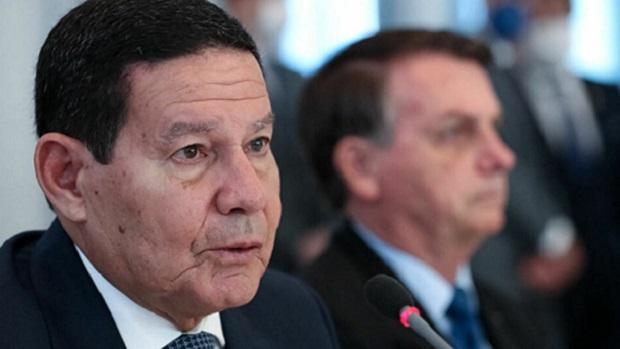 A renúncia do vice-presidente Hamilton Mourão: veja o que ele diz