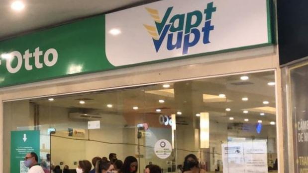 Vapt Vupt retoma atendimento aos sábados em Goiânia e Aparecida