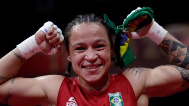 Brasil terá representantes em duas finais do Boxe em Tóquio