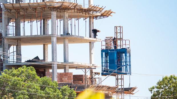 Crescimento na emissão de alvará aponta aquecimento do mercado da construção civil em Palmas