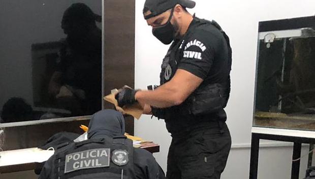 PC cumpre mandados de busca e apreensão contra organização criminosa em Rio Verde