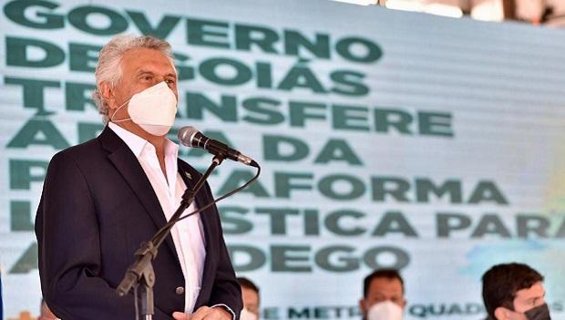 Investimento estadual em Anápolis alcança R$ 140 milhões em 2 anos e meio