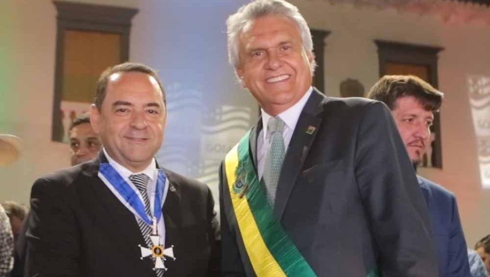 Adriano do Baldy luta para manter o PP na base de Ronaldo Caiado