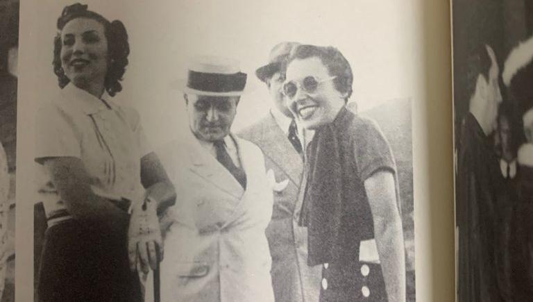 Presidente Getúlio Vargas foi amante da terceira mulher mais elegante do mundo