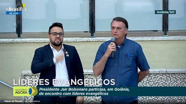 Presidente Bolsonaro não deseja ter palanque em Goiás?