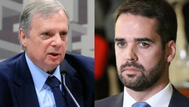 Tasso Jereissati desiste de pré-candidatura a Presidência da República em apoio a Eduardo Leite
