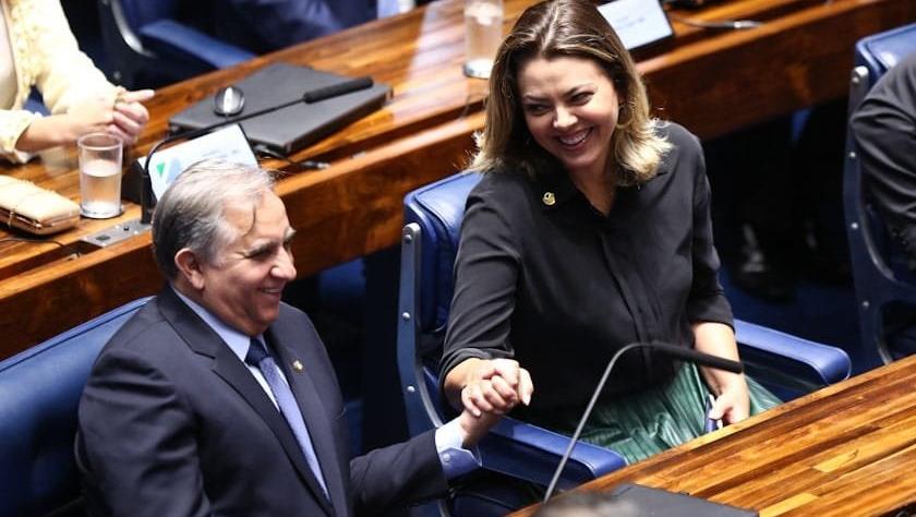Izalci Lucas pode ser vice de Leila Barros na disputa pelo governo do Distrito Federal?