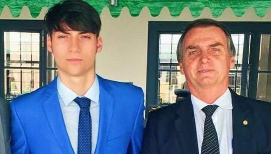 Renan, filho de Bolsonaro, pode disputar mandato de deputado federal em Goiás