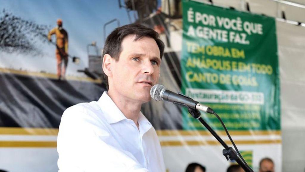 """""""Nunca se viu tantos investimentos em Goiás"""", diz Lissauer Vieira em evento em Anápolis"""