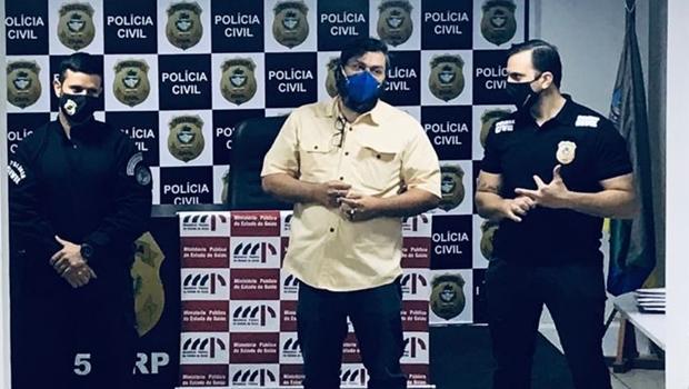 Justiça recebe denúncia contra  empresários suspeitos de fraudar  licitações em Formosa