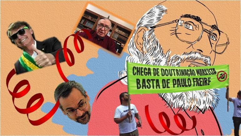 Em seu centenário, Paulo Freire vê um governo destruir o que ele não pôde executar