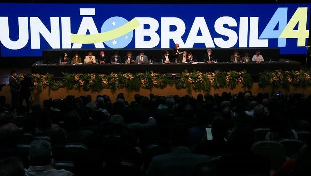 PSL e DEM ainda não formalizaram pedido de fusão ao TSE para criação do União Brasil