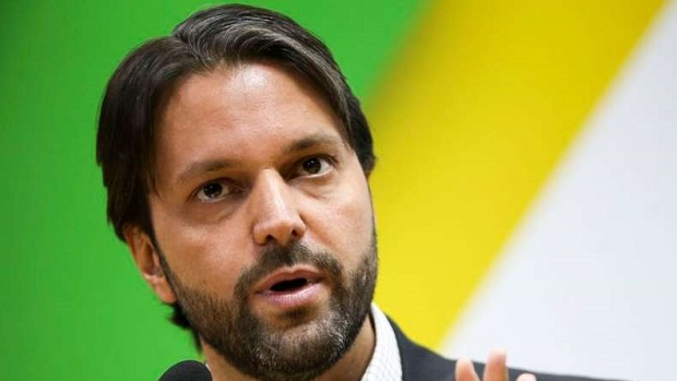 Alexandre Baldy pede demissão da Secretaria estadual de Transportes Metropolitanos de SP