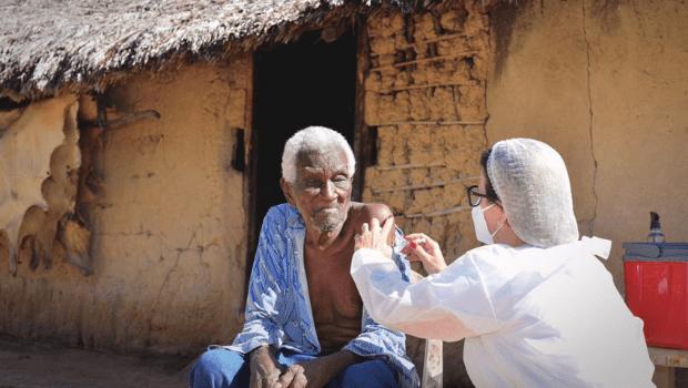 Governo utiliza Censo feito com metodologia experimental para planejar vacinação de indígenas e quilombolas