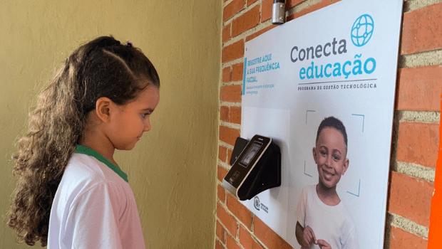 Prefeitura lança sistema tecnológico que promete modernizar as escolas e Cmeis de Goiânia