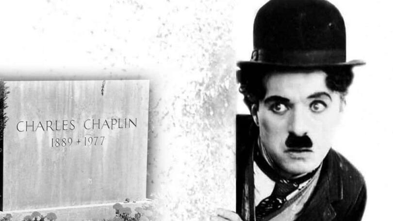 O pedófilo (Charlie Chaplin) que Carlitos escondeu