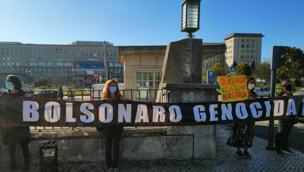 Queiroga é alvo de protestos em evento na Universidade de Lisboa