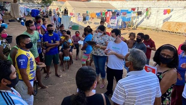 Prefeitura de Araguaína terá que dar trabalho temporário a venezuelanos refugiados