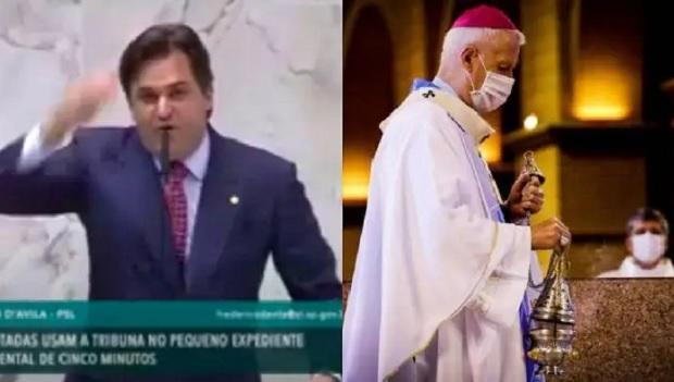 Em carta ao Legislativo paulista, CNBB pede ação contra deputado que ofendeu Igreja