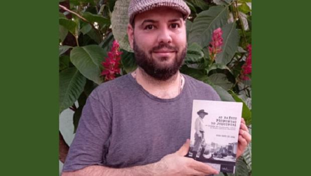 Professor Rildo Bento, da UFG, lança livro sobre Pedro Ludovico