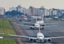 Demanda de passageiros por voos domésticos tem alta de 2,2% em maio