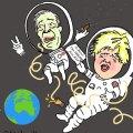 Boris Johnson Nigel Farage