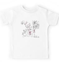 Wedding Disaster Child's T-shirt