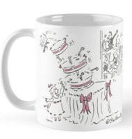 Wedding disaster mug