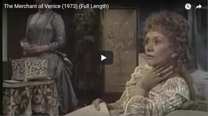 The Merchant of Venice full movie