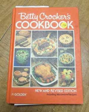 Betty Crocker Cook Book