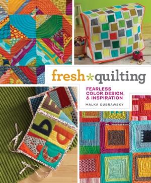 Fresh Quilting - jacket art