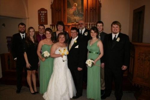 weddin-family