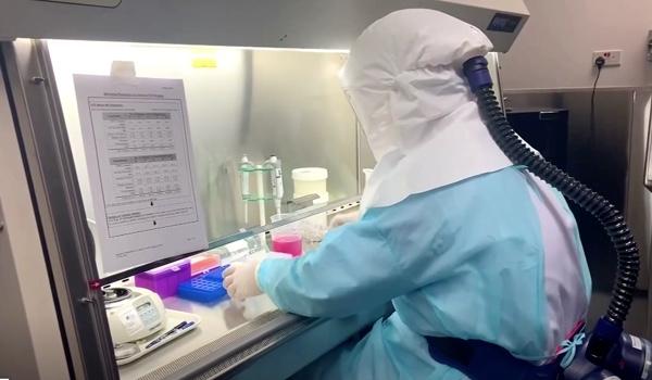New Roche coronavirus test wins emergency U.S. approval