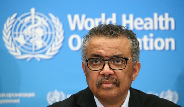 WHO chief announces creation of foundation to tap new funding sources