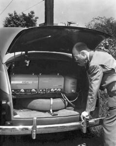 MTS Deluxe Phonecar 1948