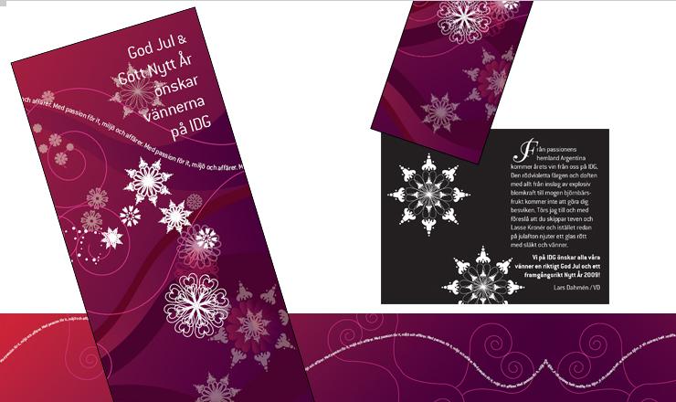 IDG: Julkort